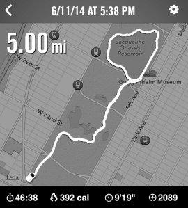 run 611